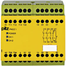 PilZ 775650 PNOZ 1 230-240VAC 3n/o 1n/c