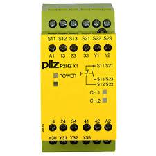 PilZ 774435 P2HZ X1 115VAC 3n/o 1n/c