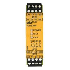 PilZ 777355 P2HZ X4P 24VDC 3n/o 1n/c