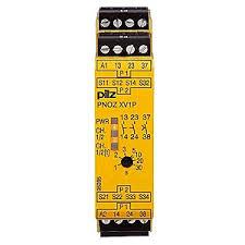 PilZ 777601 PNOZ XV1P 3/24VDC 2n/o 1n/o t