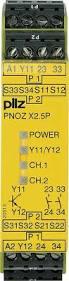 PilZ 777308 PNOZ X2.5P 24VDC 2n/o 1so