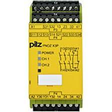 PilZ 777310 PNOZ X3P 24VAC 24VDC 3n/o 1n/c 1so