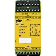 PilZ 777313 PNOZ X3P 24-240VAC 24VDC 3n/o 1n/c 1so