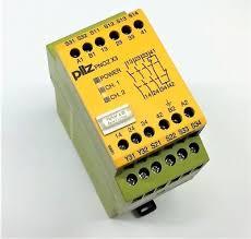 PilZ 777314 PNOZ X3.10P 24VAC 24VDC 3n/o 1n/c 1so