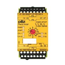 PilZ 787500 PNOZ XV2P C 30/24VDC 2n/o 2n/o t