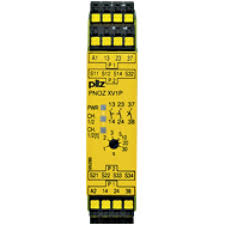 PilZ 787602 PNOZ XV1P C 30/24VDC 2n/o 1n/o t
