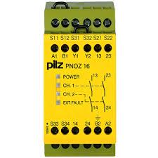 PILZ 774066 PNOZ 16 230VAC 24VDC 2n/o
