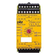 PILZ 777510 PNOZ XV3P 30/24 VDC 3n/o 2n/o t