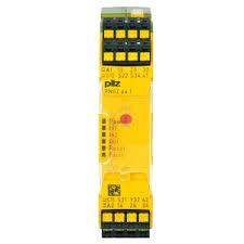 PILZ 750126 PNOZ s6.1 24VDC 3 n/o 1 n/c
