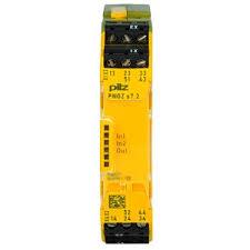 PILZ 750177 PNOZ s7.2 24VDC 4 n/o 1 n/c expand