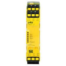 PILZ 751107 PNOZ s7 C 24VDC 4 n/o 1 n/c