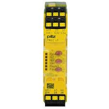 PILZ 751109 PNOZ s9 C 24VDC 3 n/o 1 n/c t