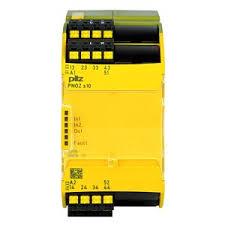 PILZ 751110 PNOZ s10 C 24VDC 4 n/o 1 n/c