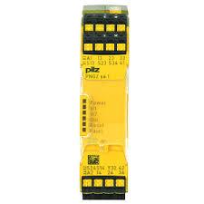 PILZ 751156 PNOZ s6.1 C 48-240VACDC 3 n/o 1 n/c