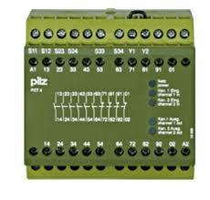 PILZ 774002 PNOZ 10 48VAC 6n/o 4n/c