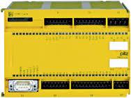 PILZ PNOZ m1p Base Unit Coated Version
