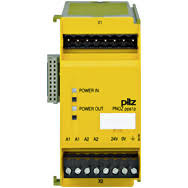 PILZ PNOZ pps1p 100-240VAC