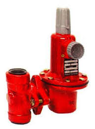 Fisher Loc 870 Type 627-496/RED