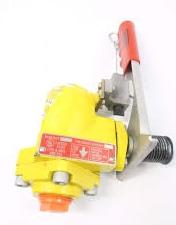 Fisher N550-10 Emergency Shutoff