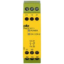 PILZ PNOZ X7.1 24VAC/DC 1n/o 1n/c