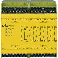PILZ PZE 9 230-240VAC 8n/o 1n/c
