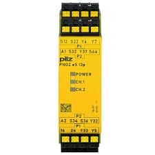 PILZ PNOZ e5.13p 24VDC 2so