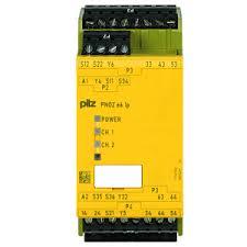 PILZ PNOZ e6.1p 24VDC 4n/o 2so