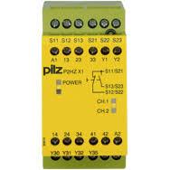 PILZ PNOZ X3 42VAC 24VDC 3n/o 1n/c 1so