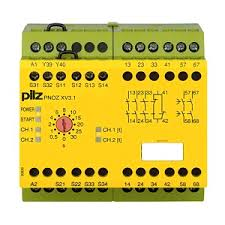 PILZ PNOZ XV3.1 3/24VDC 3n/o 1n/c 2n/o t