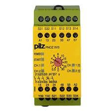 PILZ PNOZ XV3 10/24VDC 3n/o 2n/o t fix
