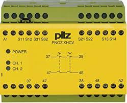 PILZ PNOZ XHCV 0.7/24VDC 2n/o fix