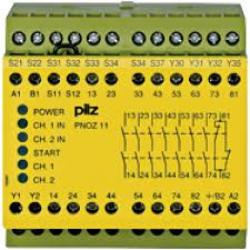 PILZ PNOZ X10.1 42VAC 6n/o 4n/c 6LED