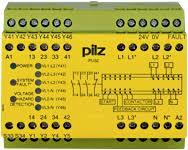 PILZ PU3Z 120-240VAC 3n/o 1n/c 6so