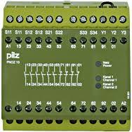 PILZ PST 4 110VAC 6n/o 4n/c
