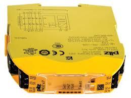 PILZ PNOZ S7C 24VDC 4n/o 1n/c Coated