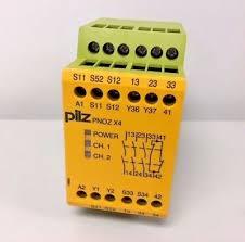 PILZ PNOZ X4 115VAC 3n/o 1n/c