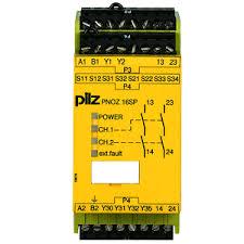 PILZ PNOZ 16SP 110VAC 24VDC 2n/o