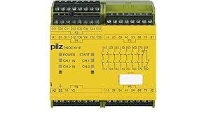 PILZ PNOZ X11P 110-120VAC 24VDC 7n/o 1n/c 2so