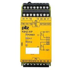 PILZ P2HZ X1P 24VAC 3n/o 1n/c 2so
