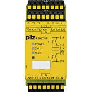 PILZ P2HZ X1P 120VAC 3n/o 1n/c 2so