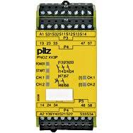 PILZ PNOZ XV3P 10/24VDC 3n/o 2n/o t fix