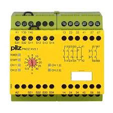 PILZ PNOZ XV3.1P 3/24VDC 3n/o 1n/c 2n/o t fix