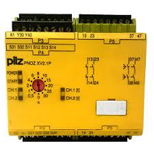 PILZ PNOZ XV2.1P 3/24-240VACDC 2n/o 2n/o t