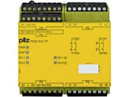 PILZ PNOZ XV2.1P 0.5/24-240VACDC 2n/o 2n/o fix