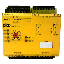 PILZ PNOZ XV2.1P 300/24-240VACDC 2n/o 2n/o t