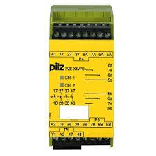PILZ PZE X4VP8 24VDC 4n/o