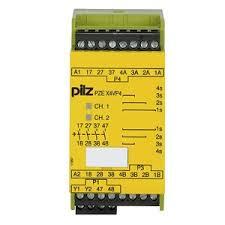 PILZ PZE X4VP4 24VDC 4n/o