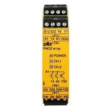 PILZ PNOZ e1vp C 10/24VDC 1so 1so t