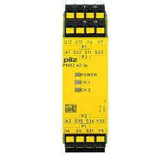 PILZ PNOZ e2.1p C 24VDC 2so