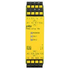 PILZ PNOZ e3vp C 10/24VDC 1so 1so t